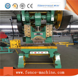 Full Automatic Razor Barbed Wire Manufacture Machine pictures & photos