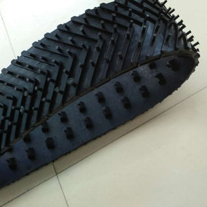 Small Robot and Agricultural Machinery Rubber Tracks 105*42*35 pictures & photos