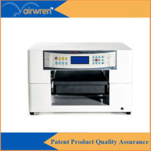 Hot Sell UV Flatbed Printer A3 Size UV Printing Machine for Glass pictures & photos