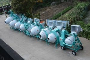 Italy Type Diesel Concrete Mixer (TDCM-350) pictures & photos