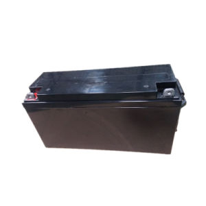 Rechargeable Solar Deep Cycle Battery 12V150ah for Bank Power Supply pictures & photos