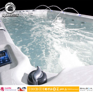 American Lucite Acrylic Material Balboa Swim SPA Jacuzzi Massage Swimming Pool pictures & photos