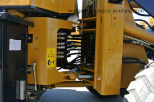 1.2ton Small Wheel Loader with EPA/Euro3 Engine pictures & photos