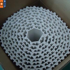 Hj800 Plastic Flat Top Modular Conveyor Belt pictures & photos