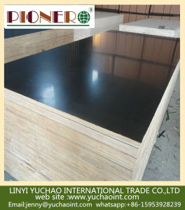9 mm 12mm 15mm 18mm Black Film Faced Plywood for Southeast Asia Market pictures & photos