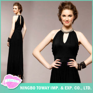 Prom Ladies Black Formal Elegant Beautiful Womens Evening Gowns pictures & photos