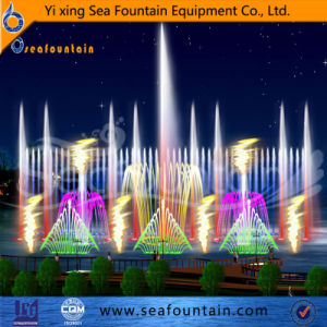 Stainless Steel Material Combination Water Type Lake Floating Fountain pictures & photos