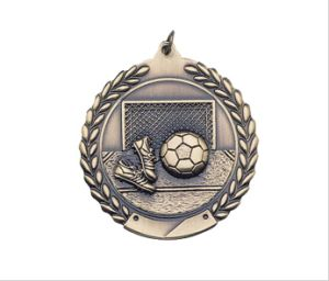 2′′ 3D Diecast Football Sports Medal pictures & photos
