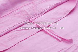 100% Cotton Plain Bed Sheet pictures & photos