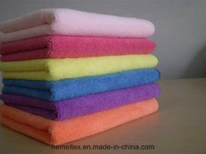 Microfiber Bath Towel pictures & photos