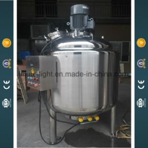Stainless Steel Pigment Emulsifying Blending Tank pictures & photos