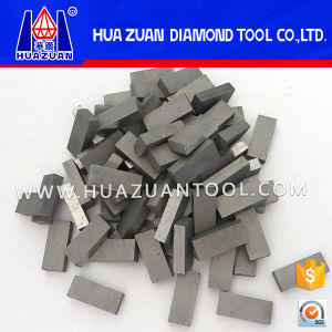 Diamond Gangsaw Segment for Marble and Soft Stone pictures & photos