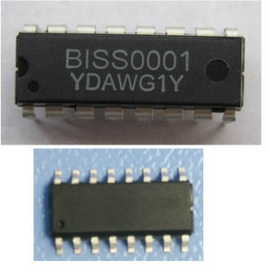 Stock Electronic Components Biss0001DIP Yd PIR Control IC for Automatic Lighting pictures & photos