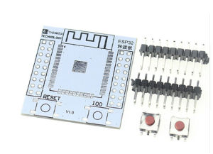 Esp-32s Pinboard Convertor Module Esp32s Adapter Board Support for Esp-32s Wireless WiFi Bluetooth Module pictures & photos