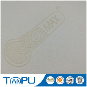 Coolmax Mattress Ticking Fabric Latex Mattress Cover pictures & photos