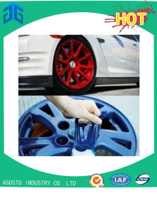 Peeable Rubber Spray Paint for Car Refinishing pictures & photos
