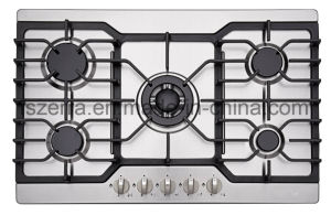 Household Appliance Blue Flame Gas Stove Used Stove Parts Jzs75005A pictures & photos
