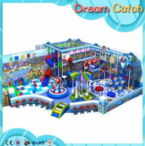 Amusement Castle Large Indoor Playground Children Playground Indoor Soft Playground pictures & photos