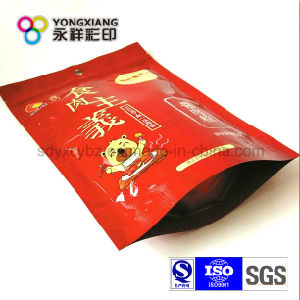 Customized Aluminum Foil Stand up Zipper Snack Food Plastic Package pictures & photos
