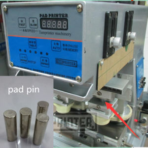 2-Color Ink Tray Pad Printer with Shuttle for Textile (TM-S2-MT) pictures & photos