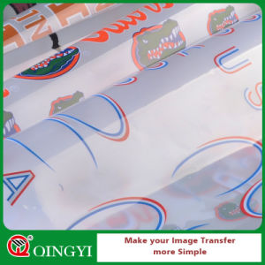 Qingyi Pet Thermal Printing Film for OEM Print pictures & photos