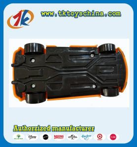 New Design Plastic Mini Car Toy Disc Launcher Car for Kids Promotion pictures & photos