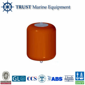 Marine EVA Foam Filled Cylindrical Floating Buoy on Water pictures & photos