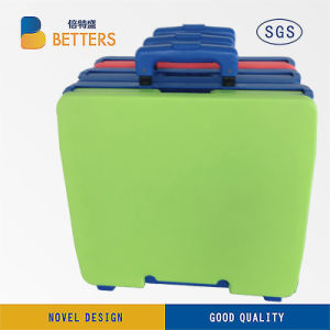 Very Good Quality Folding Container Carry Shopping Trolley pictures & photos