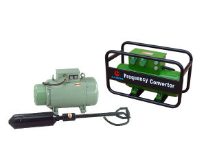 Three Phases Mechanical Frequency High Frequency Concrete Vibrator pictures & photos