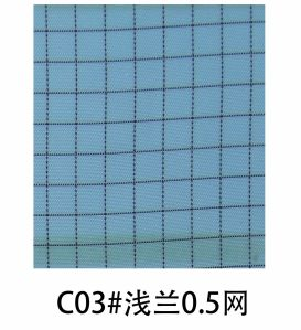 ESD Antistatic Plaid Fabric for Clothes in Biological Engineering pictures & photos