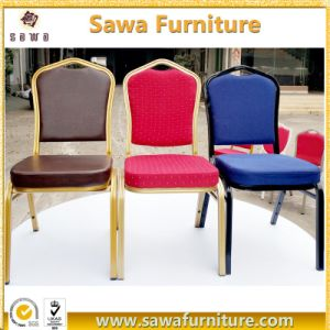 Top Quality Fireproof Steel Banquet Chair Supplier pictures & photos