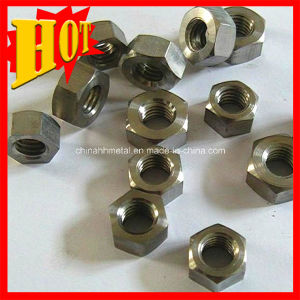 DIN934 Gr 5 Titanium Alloy Nuts in Stock pictures & photos