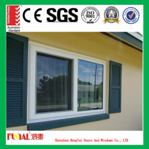 Good Quality Aluminium Sliding Sash Windows pictures & photos