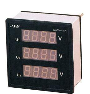 Digital Panel Meter Voltmeter pictures & photos