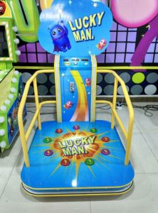 Kids Sport Game Machine Lucky Man for Sale pictures & photos