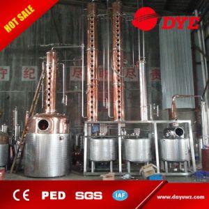 500L Short Path Flute Alcohol Distillation Column Price pictures & photos