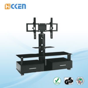 Wholesale Cheap Made in China Modern LED LCD Outdoor Glass TV Stand pictures & photos