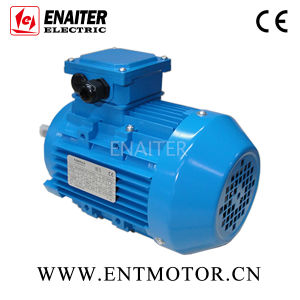 CE Approved Asynchronous Premium Efficiency Electrical Motor pictures & photos