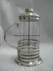 Elegant Appearance Stainless Steel French Coffee Press