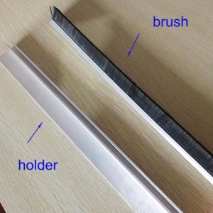 Brush Seal Door Weatherstripping From China Manufacturer pictures & photos