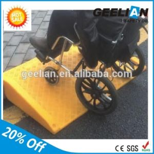 Plastic Pedestrian Bridge Trench Cover for Roadside Work pictures & photos