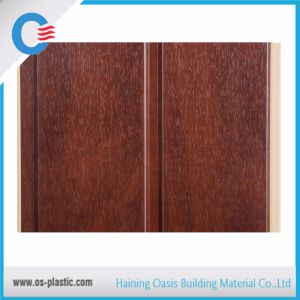 Laminated 250mm Wide Wooden Pattern PVC Ceiling Panel Decoration PVC Wall Boards pictures & photos