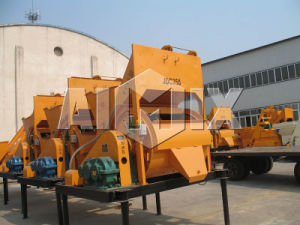 Hot Sale Single Shaft Forced Concrete Mixer (JDC350 and JDC500) pictures & photos