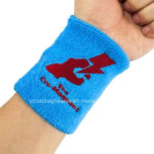 Promotion Sport Cotton Wristband Sweatband pictures & photos