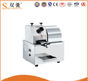 Newest Professional Commercial Electric Sugar Cane Juicer Factory Made pictures & photos