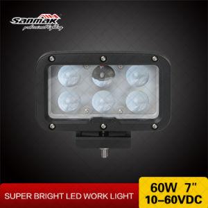 "7"" 60watt Waterproof CREE LED Work Light pictures & photos"