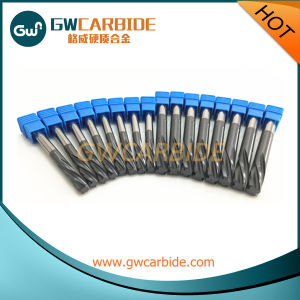 Tungsten Carbide Helix and Straight Flute Reamers pictures & photos
