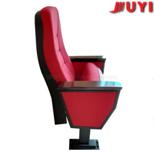 Fashion Design Single Leg High Density Sponge Foam Cushion ISO Verified Flame Retardent Steel Structure Theater Seating pictures & photos