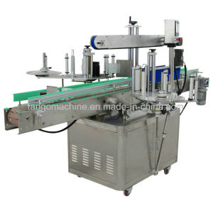 Automatic Round Square Flat Bottle Barrel Adhesive Label Sticker Labelling Machine pictures & photos
