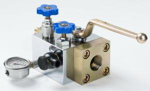 Carbon Steel Accumulator Control Valve pictures & photos